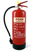 9 Litre Foam Extinguisher